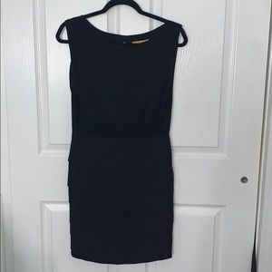 Alice and Olivia Open Back Dress